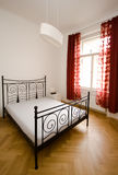 Empy bedroom Royalty Free Stock Image