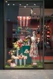 Emquatier的,曼谷,泰国, 20 6月29日, Dolce & Gabbana商店 免版税库存图片