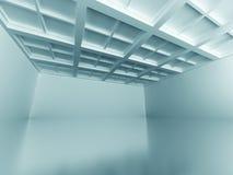 Emrty Room Architecture Design Interior Background Stock Image