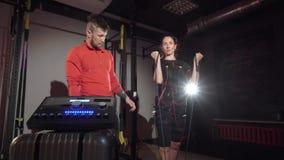 EMS electro stimulation sports equipment