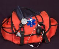 EMT 1 Stock Photography
