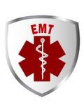 EMT Schildzeichen Lizenzfreie Stockbilder