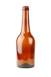 Emtpy Weinflasche Lizenzfreies Stockfoto