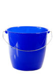 Emty Bucket Stock Photo