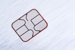 EMV Chip and Pin, Chip and Signature Card Stock Images