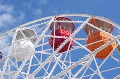 En Барселона колеса Ferris, Испания Стоковая Фотография
