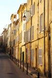 en Провансаль 14 AIX стоковое фото