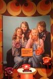 En ABBA el museo en Estocolmo Fotos de archivo libres de regalías