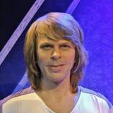 En ABBA el museo en Estocolmo Fotos de archivo