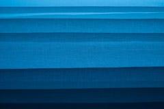 En abstrakt blå bakgrund Arkivbilder