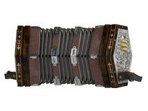 En accordéon Images stock