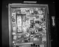 En alguna parte en Brooklyn Fotos de archivo libres de regalías