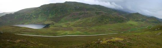 En alguna parte en Escocia imagenes de archivo
