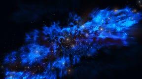 En alguna parte en espacio? - #1 Foto de archivo libre de regalías