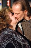 En amor. imagen de archivo libre de regalías