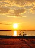 En annan solnedgång Royaltyfri Foto