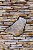 En annan tegelsten i väggen Royaltyfri Bild