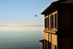 en annan tuscany Arkivfoton