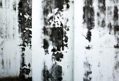 En antik vägggrungetextur Arkivbild
