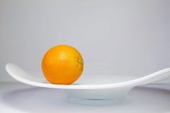 En apelsin Royaltyfri Foto