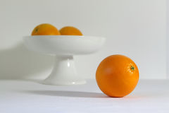 En apelsin Royaltyfri Bild