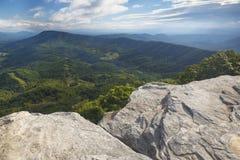 En Appalachian slinga förbiser Royaltyfria Bilder