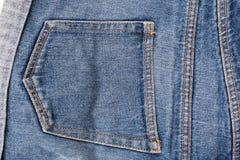 En arri?re des jeans photographie stock