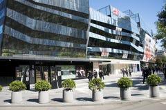 En Asie, Pékin, Chine, ouvrent le secteur d'achats, Taikoo Li Sanlitun Images stock