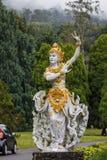 En av statyerna Royaltyfria Foton