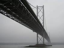 En avant pont en route, Edimbourg Images stock