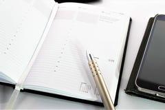En begreppsbild av ett schema - stadsplanerare - med kopieringsutrymme Arkivbild