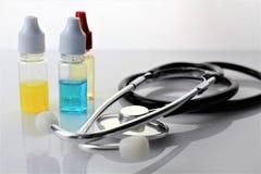 En begreppsbild av en medicinsk utrustning Arkivfoton