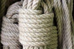 En begreppsbild av repet - rep, utrustning Fotografering för Bildbyråer