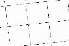 En begreppsbild av en tom stämpel, porto Arkivfoto
