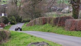 1948 en Bentley Speciall i Cumbria, England