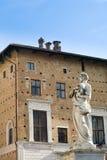 Historiskt centrera, Urbino Royaltyfri Foto