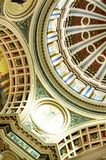 Pennsylvania Capitolkupol Arkivfoto