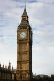 En Big Ben, drottning Elizabeth Tower Arkivbilder