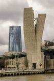 En Bilbao, España di Torre de Iberdrola Fotografia Stock Libera da Diritti