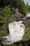 En bild av en vattenfall Fotografering för Bildbyråer