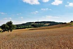 En bild av en landssida - Tyskland Arkivfoto