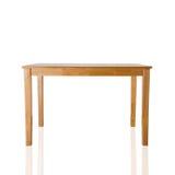en bois blanc de table de fond photos libres de droits