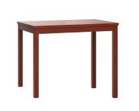 en bois blanc de table de fond images stock