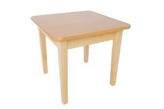 en bois blanc de table de fond image libre de droits