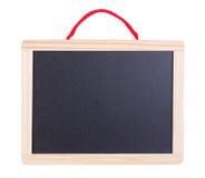 en bois de trame de tableau noir petit Photo libre de droits