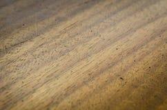 En bois foncé photographie stock libre de droits