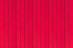 En bois rouge vide pour le fond Photo stock