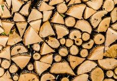 ` En bois s photo libre de droits