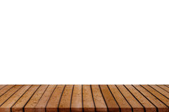 En bois supérieur photographie stock