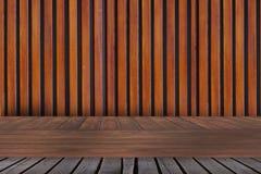 En bois supérieur image libre de droits